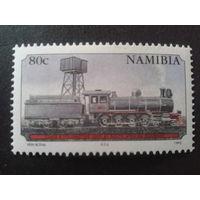 Намибия 1995 паровоз
