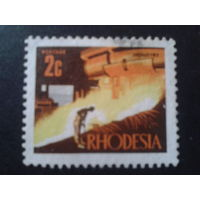 Родезия 1970 стандарт, индустрия