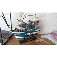 Модель яхты 3ss.1.1995 flying lady