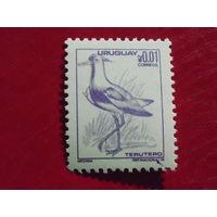Уругвай 1978г. Птицы