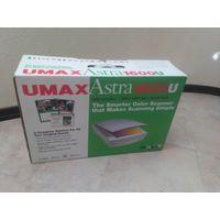 Сканер UMAX Astra 1600u