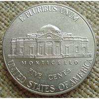 5 центов 2014 США