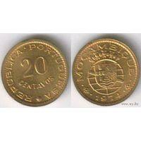 Мозамбик (Португальский). 20 центов (1974, UNC)