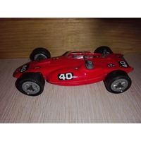 Винтаж.Faracars1967 Indianapolis 500 STP-Пэкстон turbocar.FRANCE.1/43.