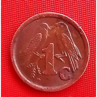 58-14 ЮАР, 1 цент 1991 г.