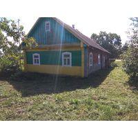 Дом в деревне под Несвижем