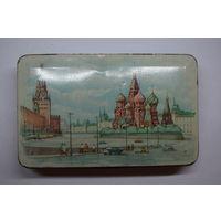Коробка. Кремль. Ретро СССР.