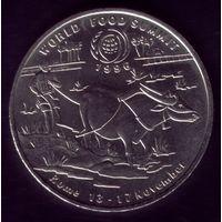 10 Кип 1996 год Лаос FAO