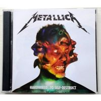 "METALLICA ""Hardwired To Self Destruct"" 2CD ( альбом + бонус диск) 2016"