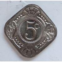 Нидерландские Антильские острова 5 центов, 1970 4-11-49