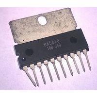 BA5410, Двухканальный усилитель НЧ, 12В, 2 х 5.2Вт, 25мА, 50дБ, 3 Ом