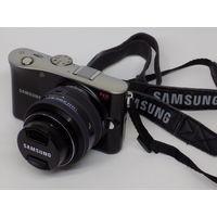 Фотоаппарат Samsung NX100 + Kit 20-50 mm