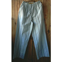 Пижамные хлопковые штаны