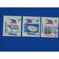 Филиппины 1995-97г.  Фауна