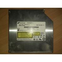 Привод для ноутбука нерабочий Hitachi/LG GT30N 8x DVD-RW DL
