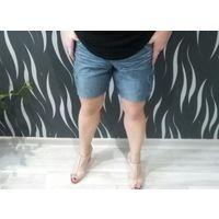 Шорты джинсовые 50размер