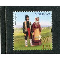 Молдавия 2017. Этнические группы. Гагаузы