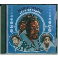 CD Barry White - Can't Get Enough (1996)
