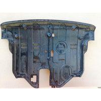 Оригинальная пластиковая защита картера Hyundai Santa Fe 2014