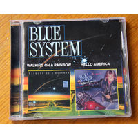 "Blue System ""Walking On A Rainbow / Hello America"" (Audio CD)"