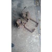 Когти электромонтажные по бетону