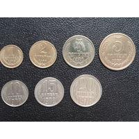 Набор монет СССР 1978г.