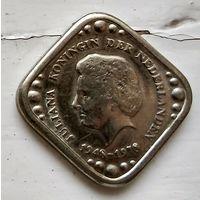 Нидерланды 5 центов, 1978 30 лет правления Королевы Юлианы 4-1-16