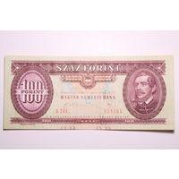 Венгрия, 100 форинтов 1989 год, aUNC
