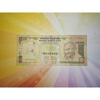 Индия 500 рупий 2008г
