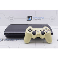 Игровая консоль Sony PlayStation 3 Super Slim 500GB. Гарантия.