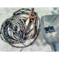 Сварочный кабель 6м,с держателем и щитком.