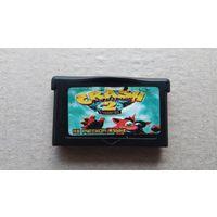 Картридж GameBoy Advance Crash Bandicoot 2 не оригинал