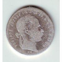 Австрия. 1 форинт 1879 г.