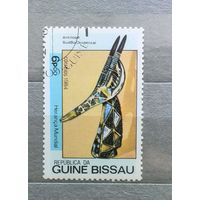 Гвинея.1984г. Искусство.