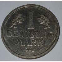 ФРГ 1 марка 1993