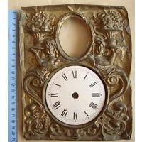 Механизм от настенных гиревых часов PHILIPP HAAS ( деревянные платы)