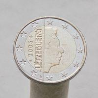 Люксембург 2 евро 2006