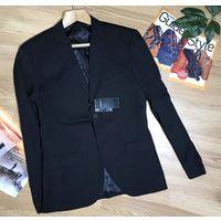 Новый мужской пиджак H&M  50-52 размер (42R  180/104)