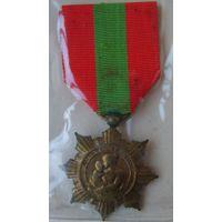 Франция.Почетная Медаль Французской Семьи (3-я Степень)