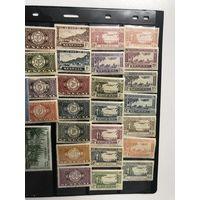 Большой лот чистых марок Сенегала. Много чистых дорогих марок. Все на фото!  С 1 руб!