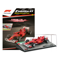 1:43 FERRARI F10 Фелипе Масса (2010), Formula 1 Auto Collection # 18 - F1018