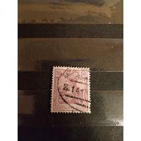 1920 Германия Рейх мих146 оценка 2,5 евро (3-14)