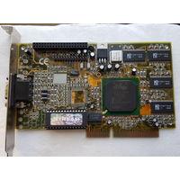 Видеокарта Intel i740 8Mb