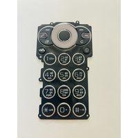 Клавиатура Sony Ericsson W980, оригинал (1207-0144)