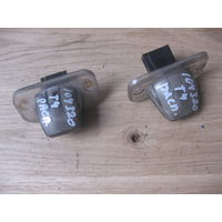104320C VW t4 2.4D плафон подсветки номера распашонка оригинал