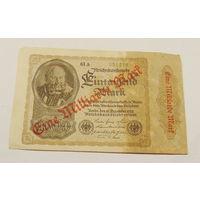 Старт с 1 рубля. 1000000 марок 1922 год.