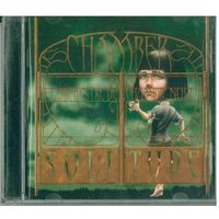 CD Chamber - Solitude (2005)  Acoustic, Modern Classical, Goth Rock, Neofolk