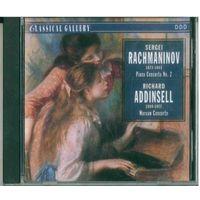 CD Sergei Rachmaninov - Piano Concerto #2 / Richard Addinsell - Warsaw Concerto (1992)