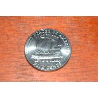 США 5 центов 2004 г.