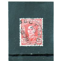 Австралия.Ми-166. Король Георг VI (1895-1952).1942.